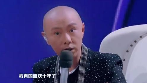 张卫健这个假粉丝,说喜欢罗志祥十年了,却以为罗志祥是小虎队的