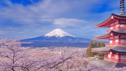 富士山并不属于日本政府 日本每年需要向它支付天价租金