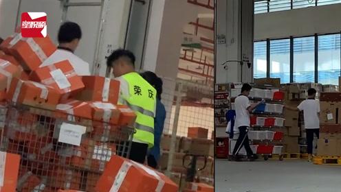 广州幼教学生被安排双十一拣7天快递,不去扣学分