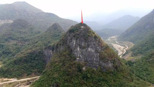 杀师地?这么好的地方竟选在山顶上,这地师到底是怎么想的?
