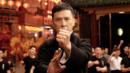 传奇系列迎来终章!《叶问4》曝特辑,叶问李小龙联手与美对决