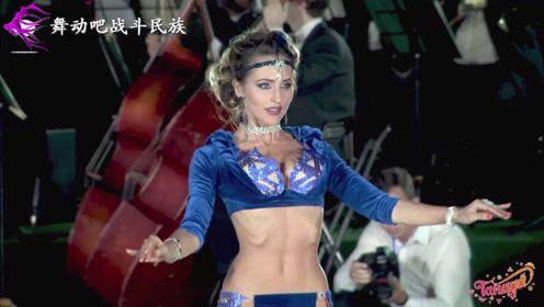 """欧洲顶级舞者在贵族舞会上的表演,网友:真是""""殿堂级""""的"""
