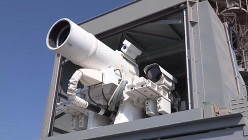 黑科技比拼:美国激光炮上舰,中国电磁炮上舰,究竟谁更胜一筹?
