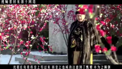 沈眉庄一个镯子就复宠了 为何甄嬛却要跪雪地 藏蝴蝶这么麻烦?