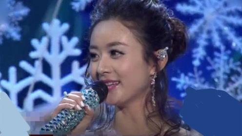 赵丽颖最昂贵的一首歌,无数乐坛大咖设为铃声,真是传世经典