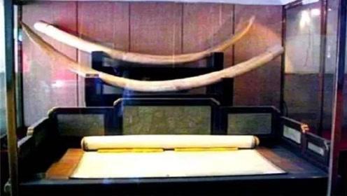 故宫一张不起眼的破凉席,擦干净一看,专家惊呼:至少值2000万!