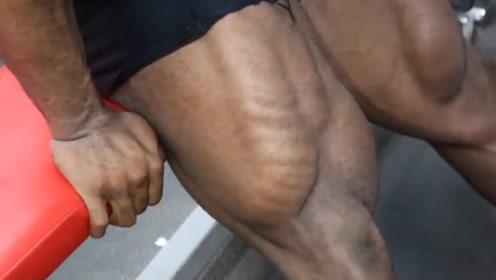 拳王泰森老乡,世界级的肌肉王者,在贫民窟练出逆天肌肉