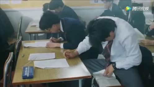 逃学威龙:你俩是在赛马么!考试的时候怎么可以这样呢!
