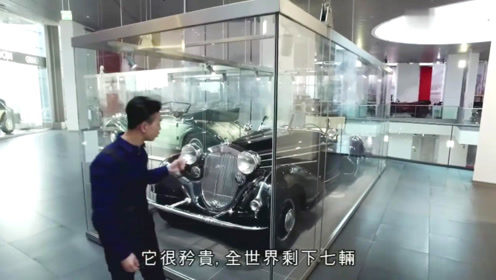 按年份坐电梯 车博物馆里选靓车 你的梦想之车是什么呢