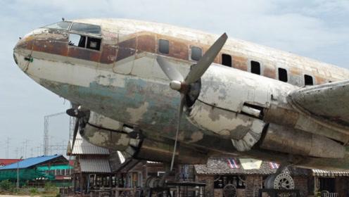 退休后的飞机都被送去什么地方?看完视频后,还有些心疼这些飞机