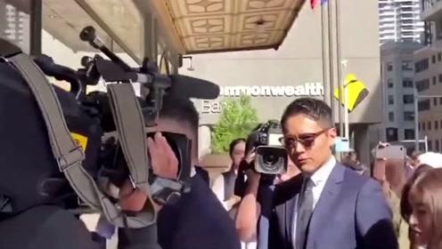 高云翔案多名证人发声:目击受害人和王晶KTV舌吻