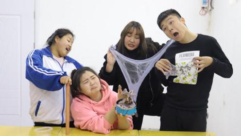 学生们模拟拍卖会,胖芸儿花888元的高价拍下无硼砂泥,真有趣