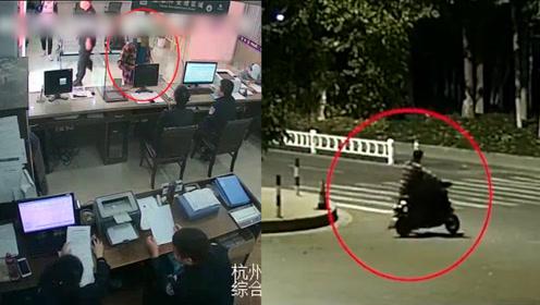 男子偷来的电动车被盗报警求助,刚离开派出所又偷一辆