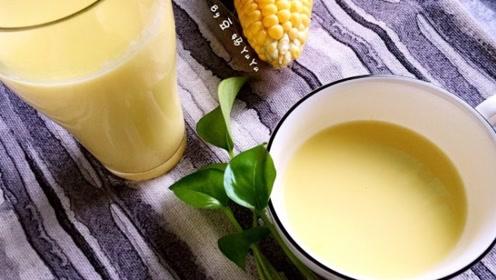 它不是豆浆,比牛奶更补钙,每天喝一杯,孩子身高赛过同龄人
