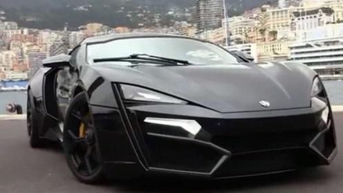 世界上最贵的跑车,全球限量7辆,连迪拜土豪都觉得奢侈