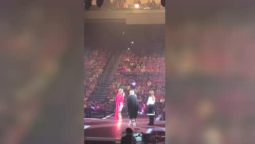天后郑秀文!一个舞台上追求完美的女人!
