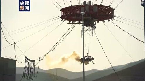 中国火星探测任务着陆器悬停避障试验首度公开