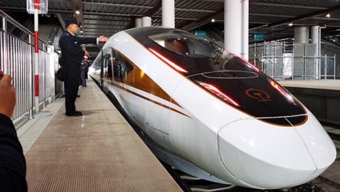 日本人关注中国新高铁,时速350,日网友:扔掉日本技术NO.1想法