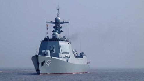 时隔多年之后,中国主力战舰首次抵达日本,安倍:敞开国门欢迎