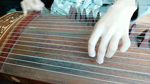 《幻昼》古筝版曲自学零基础入门教学演奏教程