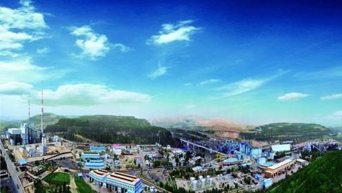 中国最大露天煤矿配有专门机场 还能再开采200年