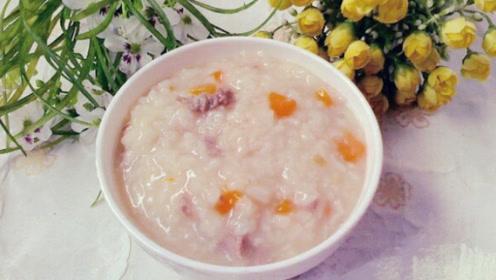 冬季这碗粥多给孩子喝,改善肠胃消化,补充营养,增强身体免疫力