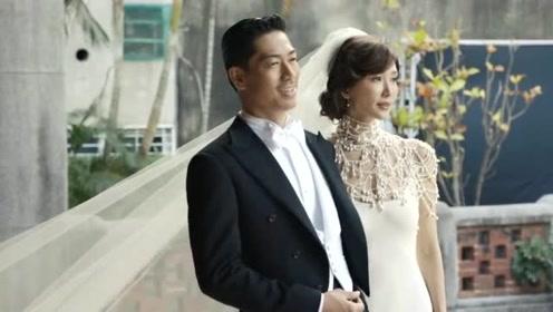 王力宏娇妻晒林志玲婚宴合照 两个baby表情引猜测