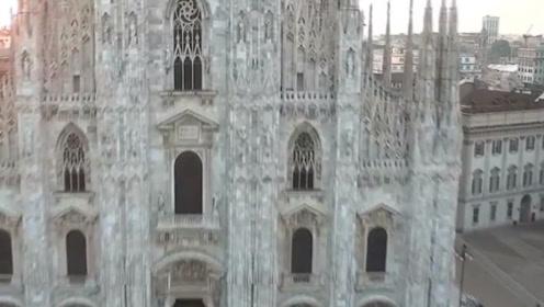 意大利第二大城市米兰,众多桂冠头衔,却没有一座高楼!