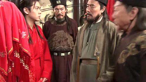 王爷怀疑新娘子是假的,当场揭开她的盖头,新娘真容顿时惊呆众人