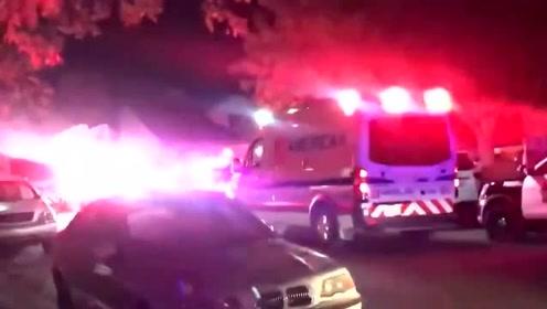 美国加州一家庭遭枪击:10人中枪已有4人死亡
