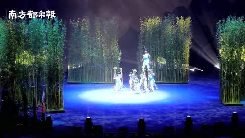 中国国际马戏节开幕,全球22个国家、24支队伍参加演出