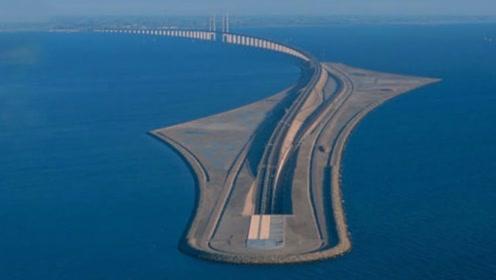 中国又将增加一超级工程,花费2600亿建设海底隧道,总长123公里