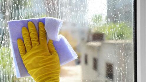 还经常擦玻璃吗?教你正确做法,一年都干净透亮,好方法,真是太实用了