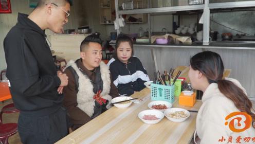 短剧:兄妹俩饭店吃霸王餐,谁料老板就在对面坐着,这可尴尬了