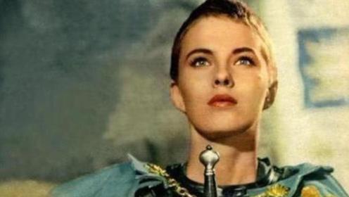 城堡被围困三年,弹尽粮绝之际,女将军扔下一头猪,敌军终于撤退
