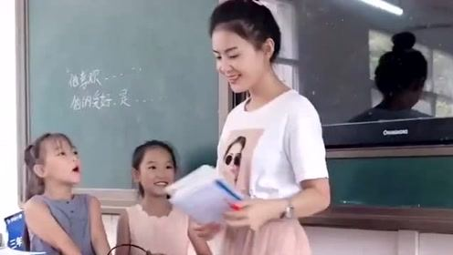 任课老师和班主任进教室的区别,画面太真实了!