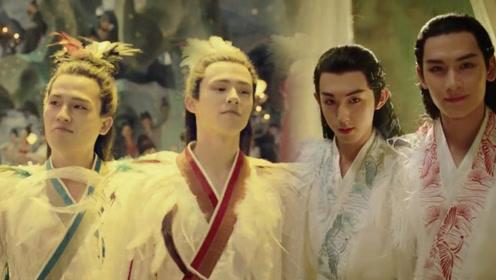 演员请就位妖猫传同戏对比,陈凯歌竟然被郭敬明PK掉了?