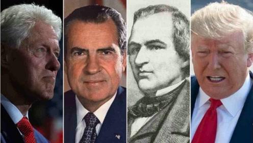 特朗普遭弹劾调查 细数美国史上四位遭遇弹劾危机的总统