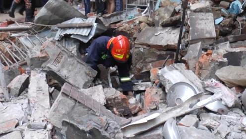 7死25伤!孟加拉国居民区发生爆炸 疑似天然气泄露导致