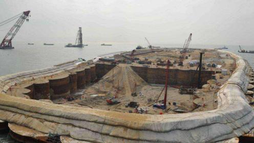 """中国有座""""人工岛""""投资1600亿,填海面积12000亩,你知道吗?"""