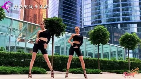 """俄罗斯双胞胎姐妹跳""""高跟鞋舞"""",网友:简直是""""女神级""""的"""