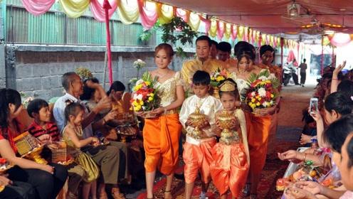 柬埔寨女人结婚后对待家庭的态度 让人看了都想娶回家