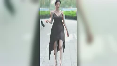 一想到这个韩国小姐姐,你就_____。