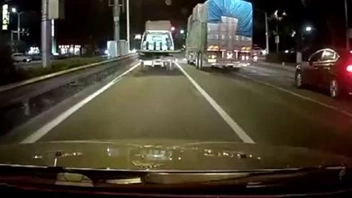 """第一次坐女司机的车,结果一路""""惊喜""""不断,真的服气!"""