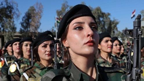 有违人道!库尔德女兵战死后居然受到连续侮辱,现场惨不忍睹