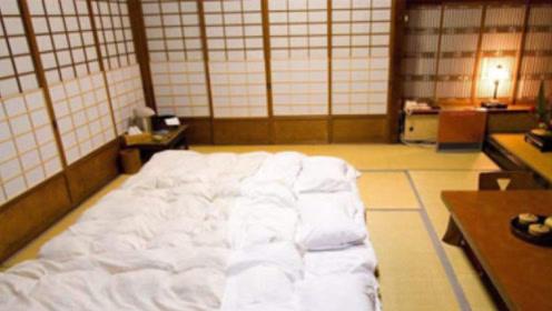 """为何日本有床不睡,偏要睡在""""地上""""?网友:原来还有这猫腻呢!"""