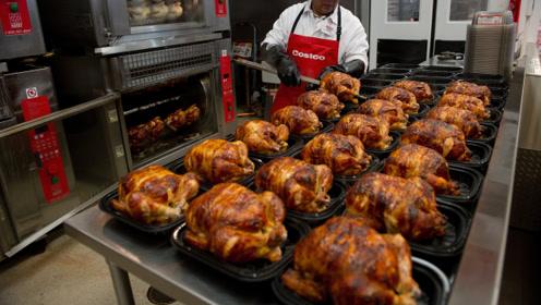 街边18元一只的烤鸭,为什么比活鸭价格还要低?饭店老板透露实情