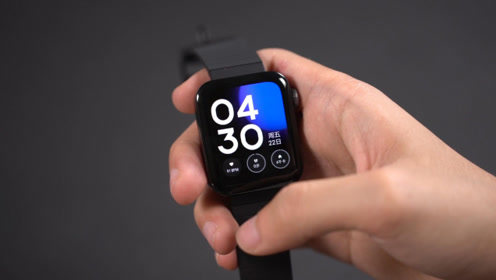 800多淘到的小米手表,带上手的一刻,这质感真对得起这价格!