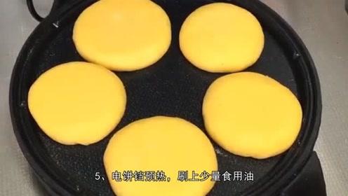 面食最新做法,一斤面粉、5个鸡蛋。不用烤箱不油煎,比蛋糕还香