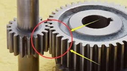 """机械齿轮的""""齿数""""不能低于17个,假如少了呢?后果很""""严重"""""""